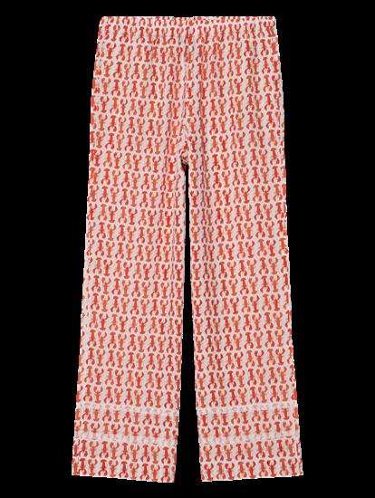Image sur Pantalon imprimé