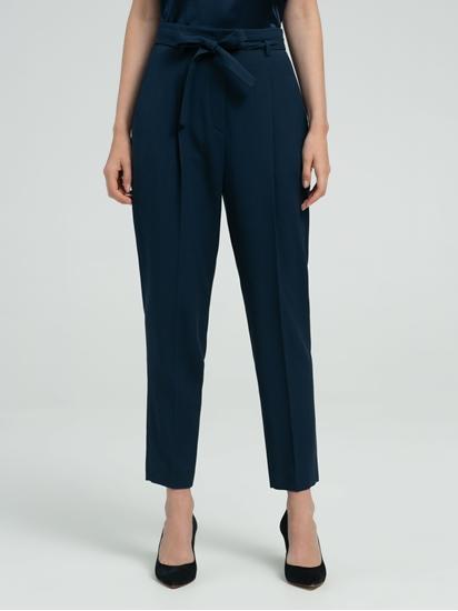 Image sur Pantalon à plis et noeud
