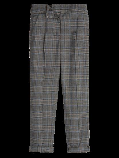 Image sur Pantalon avec motif Prince de Galles