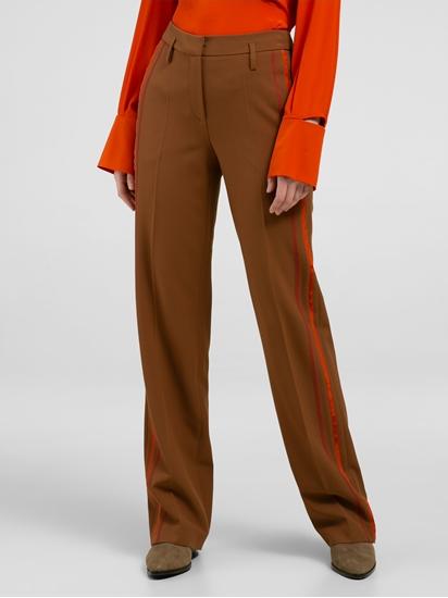 Image sur Pantalon avec coutures décoratives