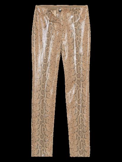 Image sur Pantalon imprimé serpent