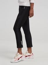 Image sur Pantalon de jogging en mélange de matières