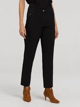Image sur Pantalon ceinture et empiècement  taille