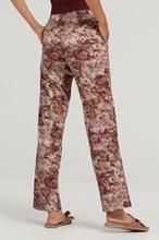Image sur Pantalon style décontracté imprimé floral