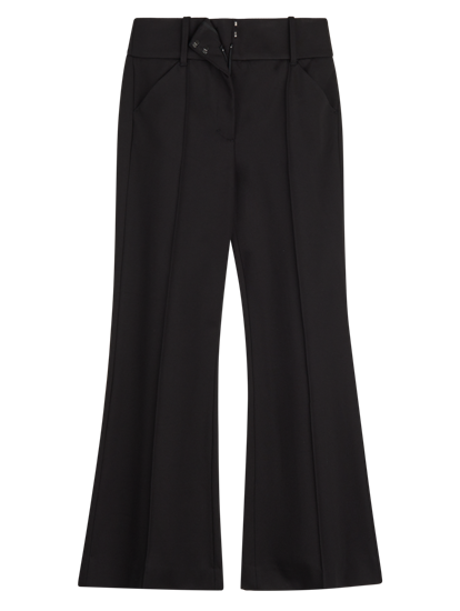 Image sur Pantalon business avec revers
