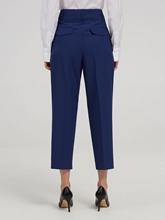 Image sur Pantalon business à plis