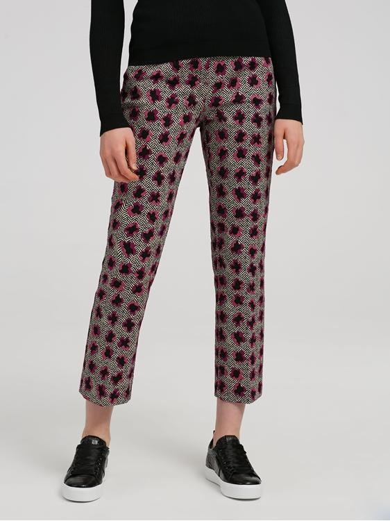 Image sur Pantalon motifs variés ANNI