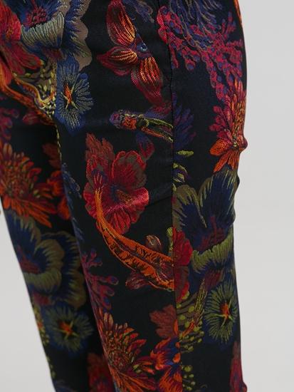 Bild von Hose mit Jacquard-Muster ANNI