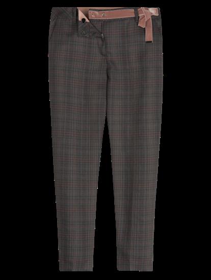 Image sur Pantalon motif Prince de Galles
