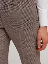 Bild von Business Hose mit Karo-Muster