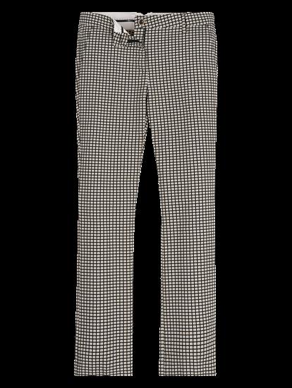 Bild von Hose mit Vichy-Muster