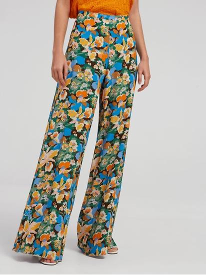 Image sur Pantalon Marlene et imprimé floral