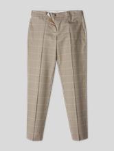 Image sur Pantalon business motif à carreaux TILUNA