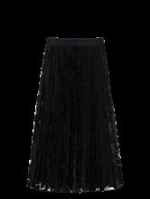 Image sur Jupe en dentelle avec plissé