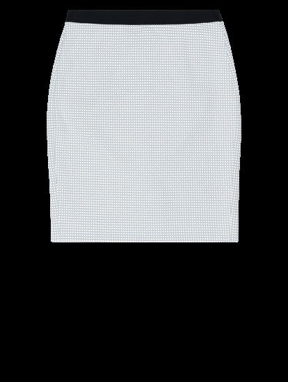 Image sur Jupe imprimée