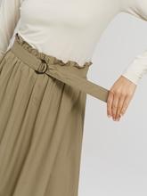 Image sur Jupe avec ceinture à nouer