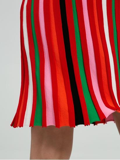 Bild von Jupe mit Streifen