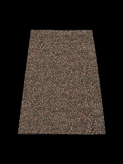 Image sur Jupe avec imprimé-léopard