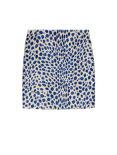 Image sur Jupe avec imprimé léopard