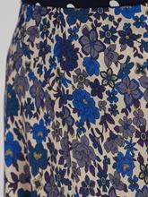 Image sur Jupe avec imprimé floral et noeud