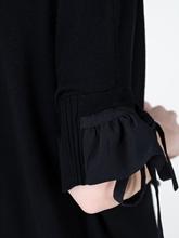 Bild von Oversized Pullover mit Schleifen