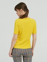 Bild von Shirt aus Krepp
