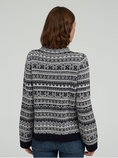 Image sur Pullover motif scandinave