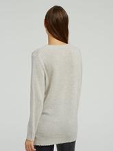 Image sur Pullover imprimé