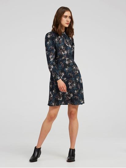 Bild von Kleid mit Blumen-Print