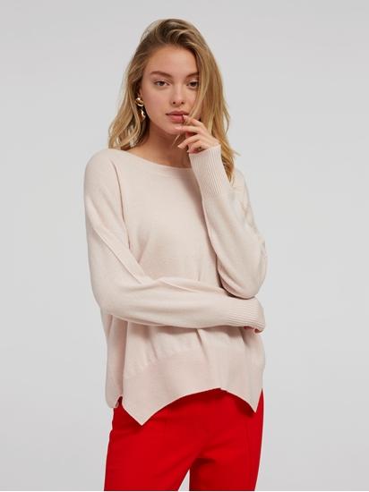 Bild von Oversized Pullover aus Kaschmir