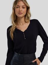 Image sur Pullover  boutonné