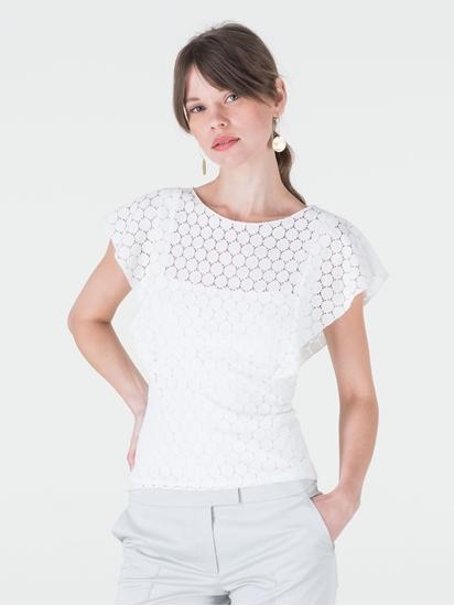 Image sur Shirt brodé