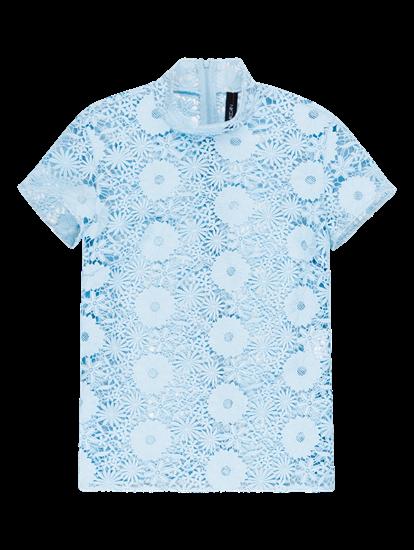Bild von Shirt aus Spitze