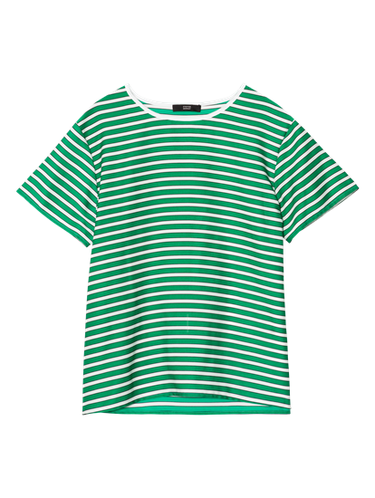 Bild von Blusenshirt mit Streifen