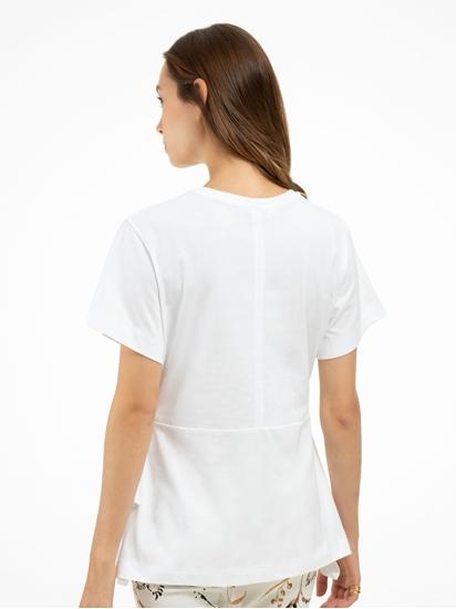 Bild von T-Shirt mit Volant