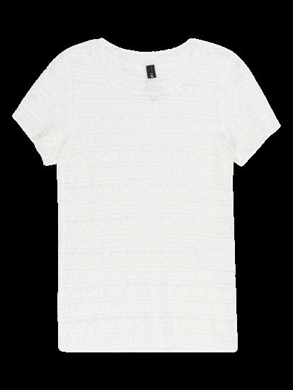 Bild von T-Shirt aus Spitze