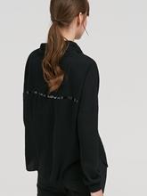Bild von Oversized Pullover mit Applikation