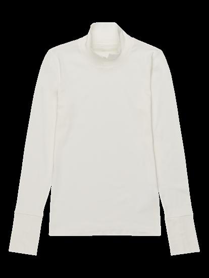 Bild von Shirt mit Stehkragen