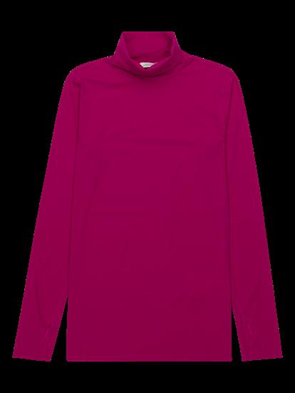 Image sur Shirt manches longues à col roulé