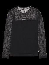 Image sur Shirt en tulle avec pois