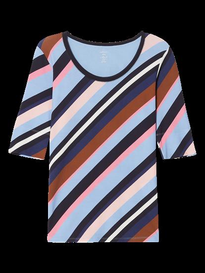 Image sur Shirt avec rayures
