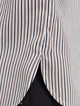 Bild von Bluse mit Streifen