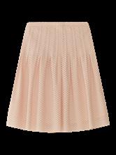 Image sur Jupe dentelle à plis