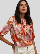 Image sur Blouse avec imprimé floral IAESA
