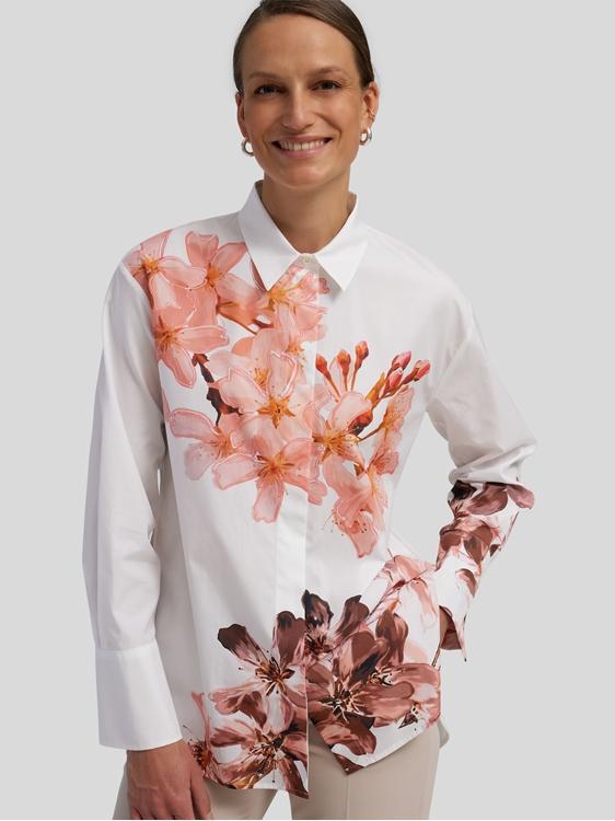 Image sur Chemisier imprimé floral