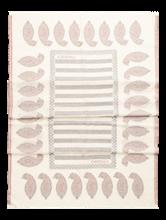 Image sur Echarpe avec motif et rayures