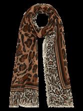 Image sur Echarpe imprimé léopard