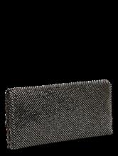 Image sur Pochette avec pierres de strass