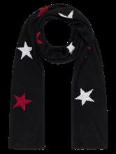 Bild von Schal mit Sternen