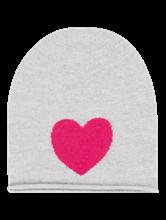 Image sur Bonnet avec coeur